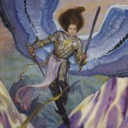 Iris Baurceanu, Age 15, Watercolor