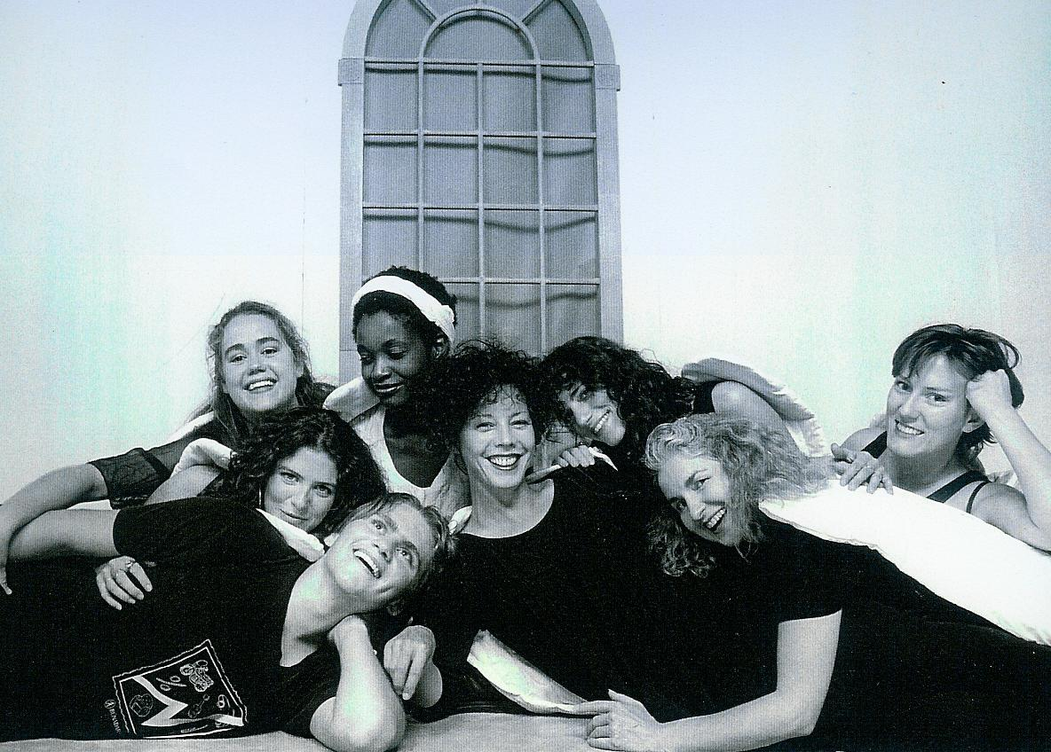 The Original Cast of Angels Among Us a play by Bethann Shannon