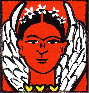 Frida Angel by Bethann Shannon