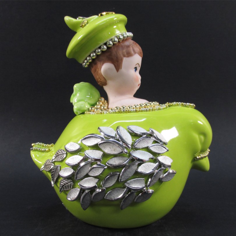 Little Boy Sugar Bowl