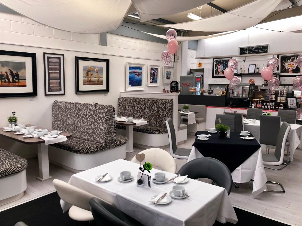 art cafe glenrothes fife Robertsons