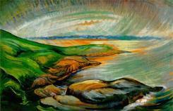 Strait of Juan de Fuca by Emily Carr