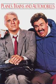 Planes, Trains and Automobiles, 1987, John Hughes