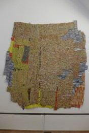 El Anatsui in the Vatican