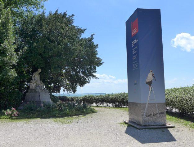 Venice Biennale site Photo by T. Vatrt