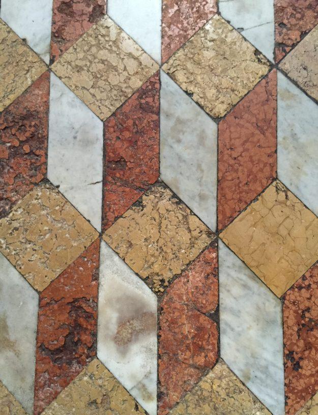 Venetian mosaic, photo by T. Vatrt
