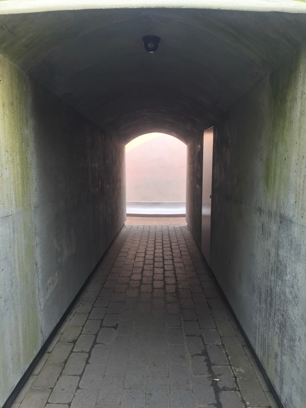 Tunnel to Three Gems, James Turrell( image by Terry Vatrt)