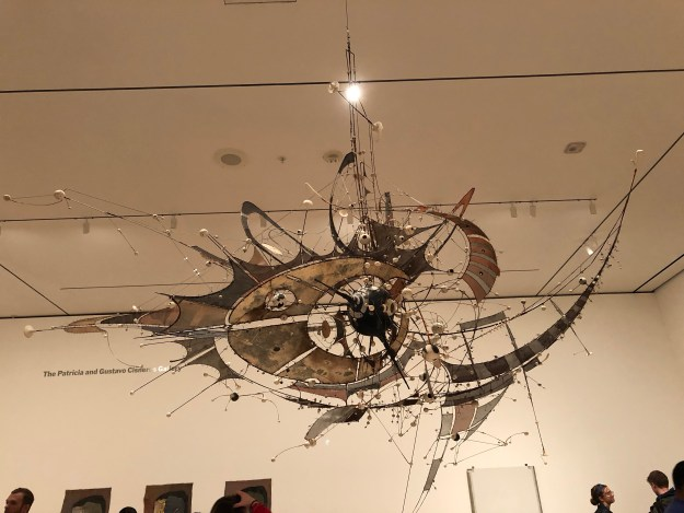 Untitled, Lee Bontecou, 1980-1998, MoMA