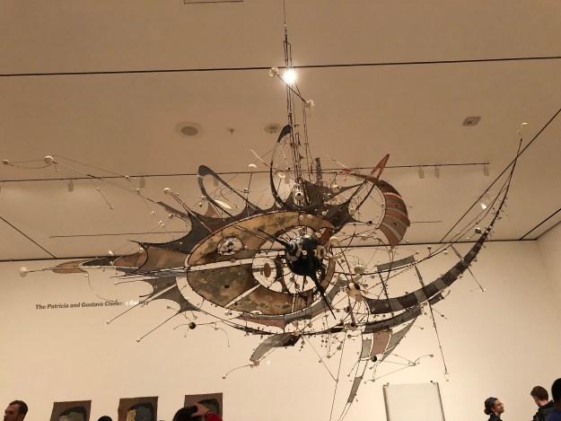 Untitled, Lee Bontecou, 1980-1998, MoMA