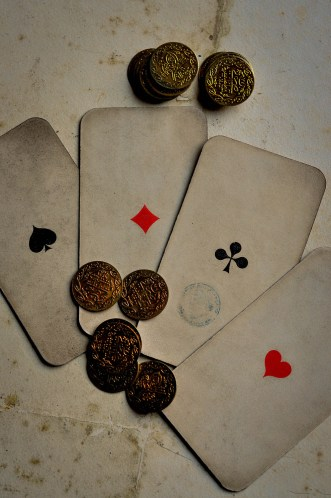Aces coins 1
