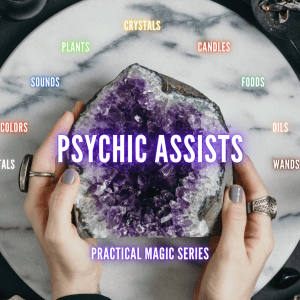 #psychic #crystals #wands #metals #psychicability