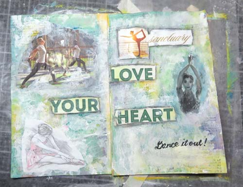 Love Your Heart: Dance it Out - The Message Becomes Clear