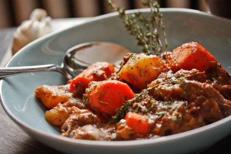 Bistro-Style Beef Stew