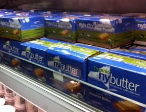 NYFoods Organic Butter