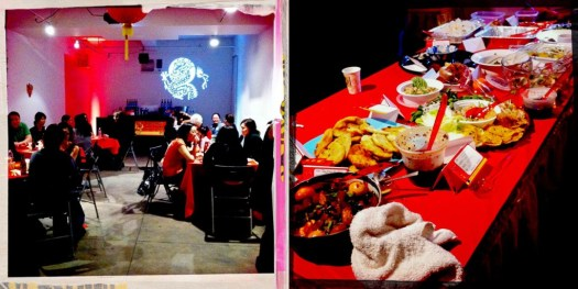 Chinese Potluck Event