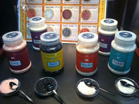 Gourmet Flavored Sea Salts