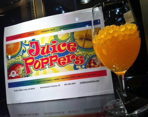 Juice Poppers
