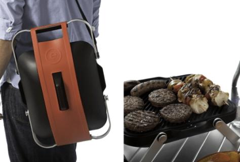 Fuego Portable Gas Grill