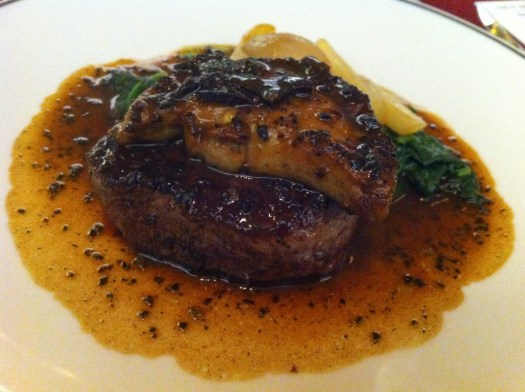 Filet & Foie Gras