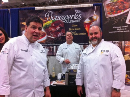 New York Restaurant Show 2012