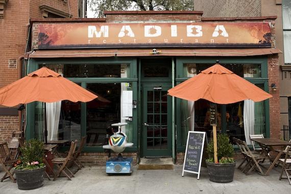 Madiba Restaurant, Brooklyn NY