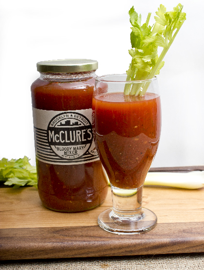 McClure's Bloody Mary Mix