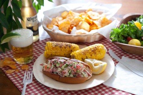 Lobster Rolls & July 4 Feast