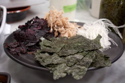 Dried Seaweeds & Sea Vegetables