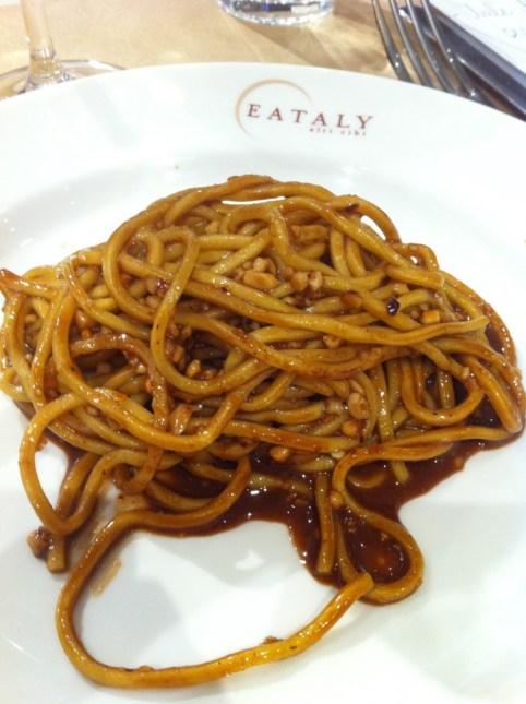 Baci Chocolate Dessert Pasta