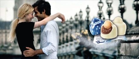 Baci: The Italian way to say I Love You