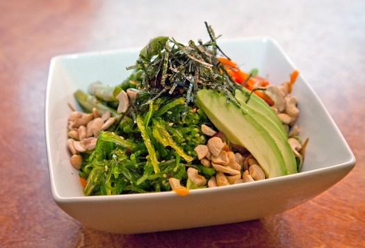 Rice Bed Salad