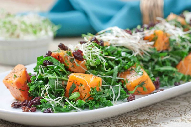 Bitters Sweet Salad