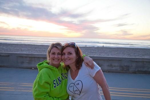 Kristen and Paula