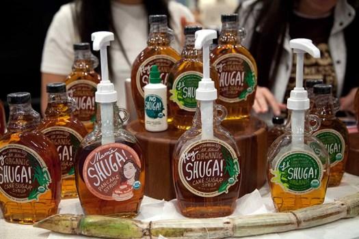 Hey Shuga Organic Syrups