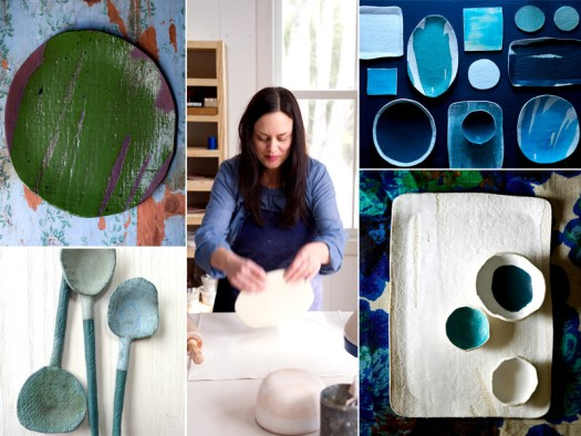 Michele Michael Elephant Ceramics