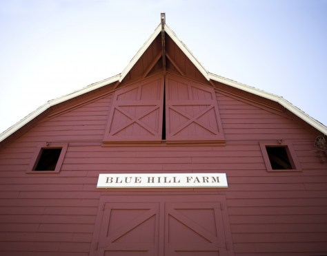 Blue Hill Farm Barn