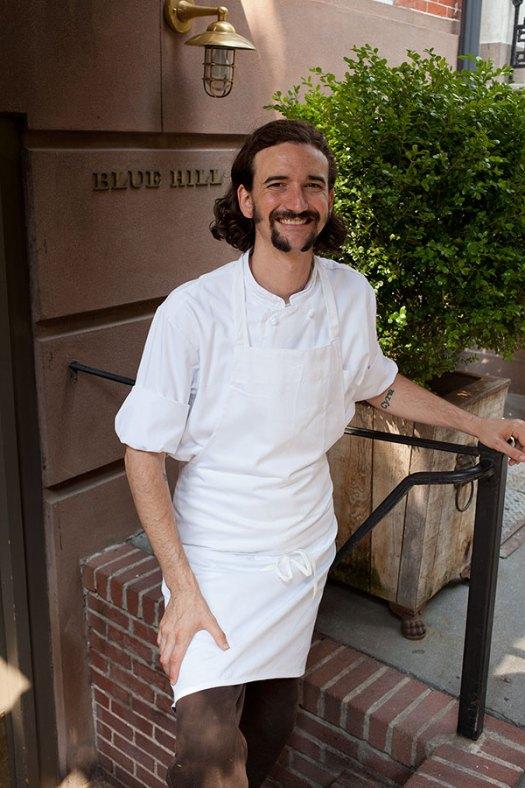 Trevor Kunk, Chef de Cuisine