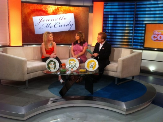 Birds Eye Veggie Mission on CBS The Couch with Jennette McCurdy