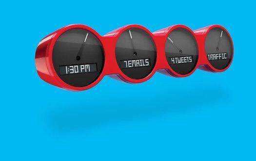 Nimbus Alarm Clock
