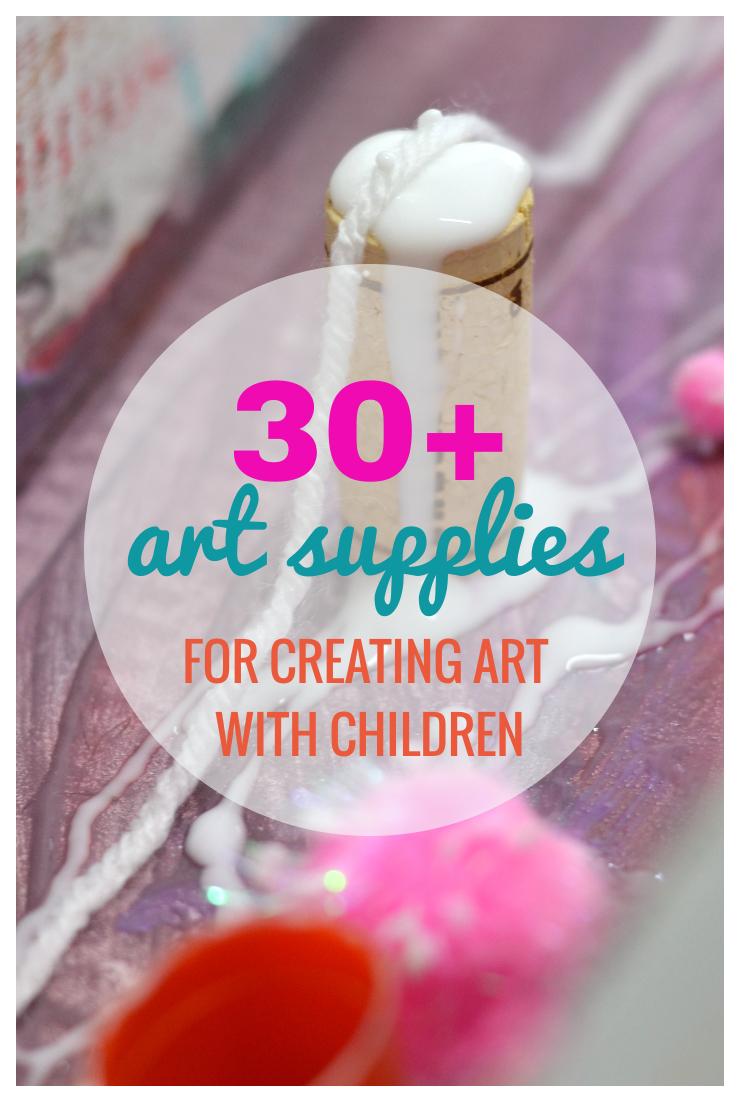 30+artsupplies