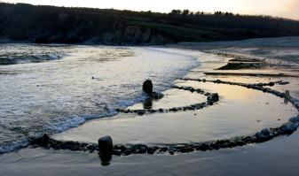 Beach Art Ireland Sean Corcoran