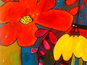 Happy Daze by Collette Pereira