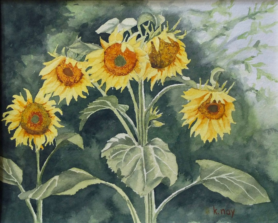 Seeds of Happiness by Kathy Nay