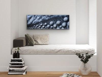 Moonlight Series #7 Display by Yvette Gagnon