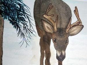 Deer Me by Jocelyn Bichard