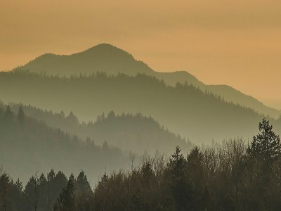 Sunset Haze by Vickie Legere