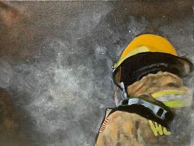 Smoke & Fire by Wendy Johnson