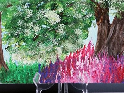Oasis of Serenity 2 by Kathleen Truman