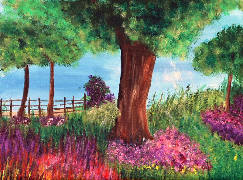 Whispering Meadow 2 by Kathleen Truman