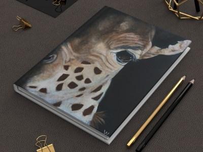 Night Watch Hardcover Journal